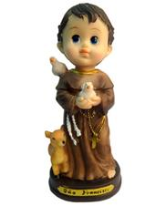 Imagem Infantil de São Francisco - 15 cm