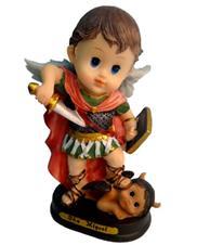 Imagem Infantil de São Miguel - 15 cm