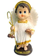 Imagem Infantil de S�o Rafael - 10 cm
