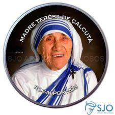 Latinha Personalizada de Santa Teresa de Calcutá