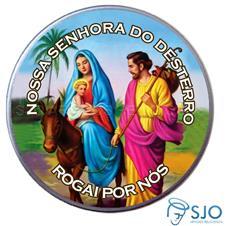 Latinha Personalizada de Nossa Senhora do Desterro