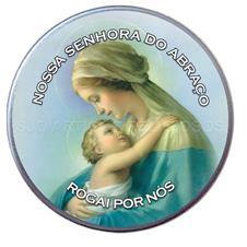 Latinha Personalizada de Nossa Senhora do Abra�o