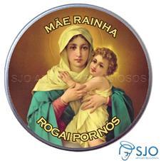 Latinha Personalizada Mãe Rainha