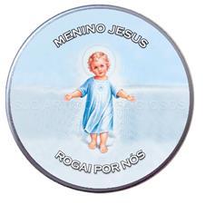 Latinha Personalizada do Menino Jesus