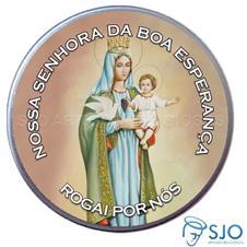 Latinha Personalizada da Nossa Senhora da Boa Esperança