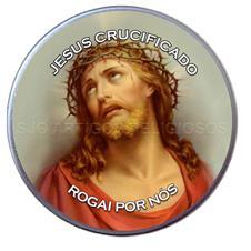 Latinha Personalizada da Face de Cristo