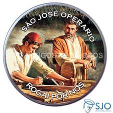Latinha Personalizada de São José do Operário
