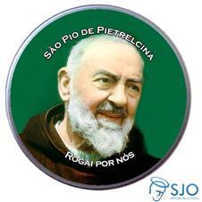 Latinha Personalizada São Pio de Pietrelcina
