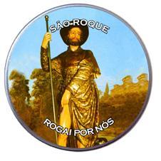 Latinha Personalizada de São Roque