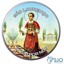 Latinha Personalizada de S�o Louren�o