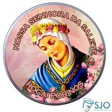 Latinha Personalizada de Nossa Senhora da Salete