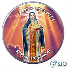 Latinha Personalizada de Santa Edwiges