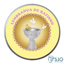 Latinhas Personalizadas - Batismo - Mod. 09