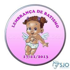 Latinhas Personalizadas - Batismo - Mod. 04