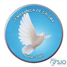 Latinhas Personalizadas - Crisma - Mod. 02