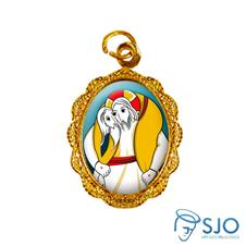 Medalha de Alum�nio - Ano da Miseric�rdia