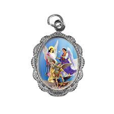 Medalha de Alumínio Arcanjos