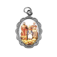 Medalha de Alumínio - Divino Pai Eterno - Modelo 02