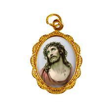 Medalha de Alumínio - Face de Cristo