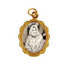 Medalha de Alumínio - Nhá Chica