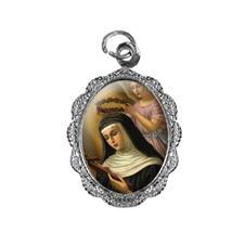 Medalha de Alumínio - Santa Rita de Cássia