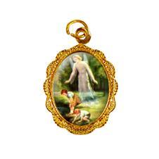 Medalha de Alumínio - Santo Anjo