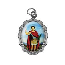 Medalha de Alumínio - Santo Expedito - Mod. 2
