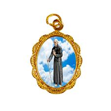 Medalha de Alumínio - São José de Anchieta - Modelo 03