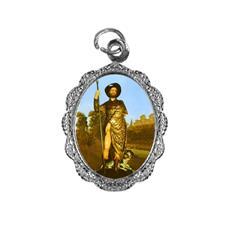 Medalha de alumínio - São Roque