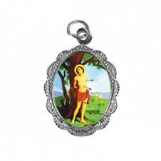 Medalha de Alumínio - São Sebastião