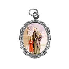Medalha de alumínio - São Vicente de Paulo