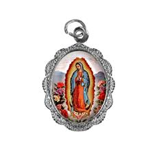 Medalha de Alumínio - Nossa Senhora da Guadalupe