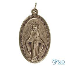 Medalha Oval de Nossa Senhora das Graças