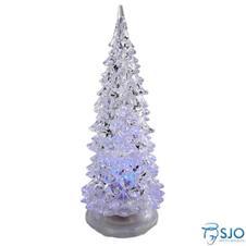 �rvore de Natal com Luz - 20 cm