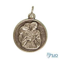 Medalha Redonda Desatadora dos N�s