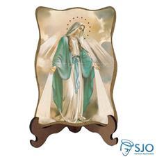 Porta Retrato Nossa Senhora das Gra�as - Modelo 2