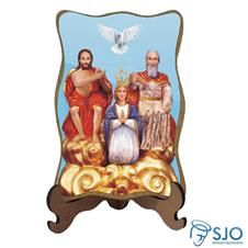 Porta-Retrato Divino Pai Eterno - Modelo 1
