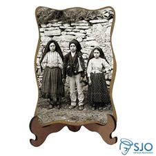 Porta Retrato Meninos de Fátima