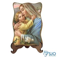 Porta Retrato Nossa Senhora do Bom Parto