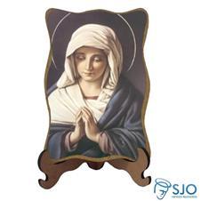 Porta Retrato Nossa Senhora do Sil�ncio