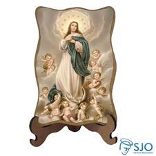 Porta Retrato Nossa Senhora da Imaculada Conceição - Modelo 1
