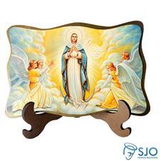 Porta Retrato Nossa Senhora da Assun��o - Modelo 2