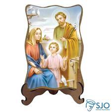Porta Retrato Sagrada Fam�lia - Modelo 5