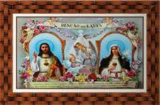 Quadro Religioso Benção dos Lares