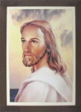 Quadro Religioso Face de Jesus