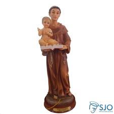 Imagem de resina Santo Ant�nio - 40 cm