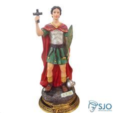 Imagem de resina Santo Expedito - 9 cm
