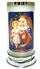 Porta Vela Jateado - Nossa Senhora do Carmo