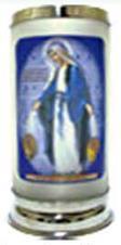 Porta Vela Jateado - Nossa Senhora das Graças