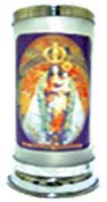 Porta Vela Jateado - Nossa Senhora de Nazar�